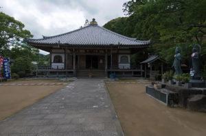 補陀洛山寺正面の画像