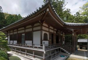 補陀洛山寺南側面の画像