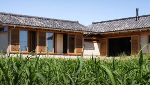 日本家屋の画像