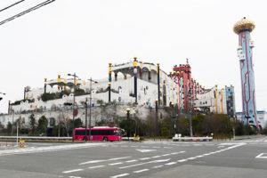 大阪舞洲ゴミ処理工場の画像