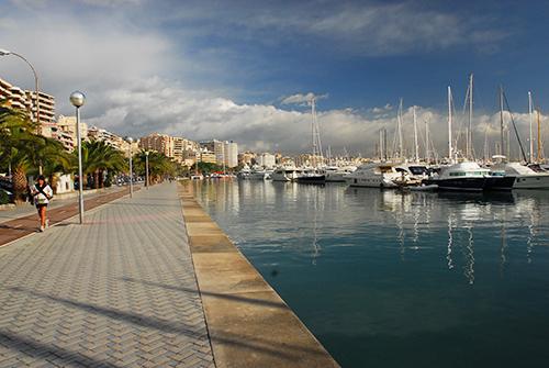 マヨルカ港の画像